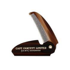 Captain Fawcett Składany grzebień do wąsów CF.87