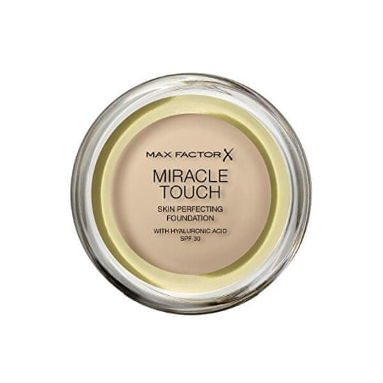 Max Factor Hab alapozóMiracle Touch (Skin Perfecting Foundation) 11,5 g