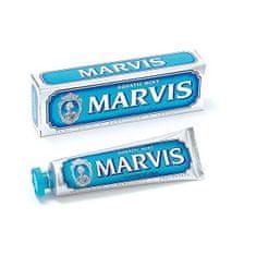 Marvis Zubní pastas mořskou svěžestí (Aquatic Mint Toothpaste) 85 ml