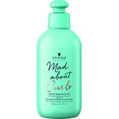 Schwarzkopf Prof. Hydratačný tvarujúci krém na kučeravé vlasy Mad About Curl s (Twister Definition Cream) 200 ml
