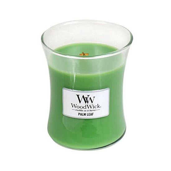 Woodwick Dišeča vaza za sveče Palm Leaf 275 g