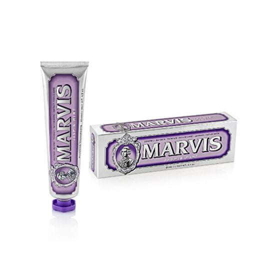 Marvis Zubní pasta s jasmínovou příchutí (Jasmin Mint Toothpaste) 85 ml