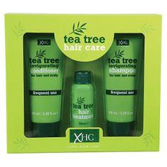 Xpel Kosmetická sada vlasové péče Tea Tree