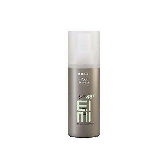 Wella Professional Eimi Shape Me (48h Shape Memory Hair Gel) 150 ml Styling styling hajzselé