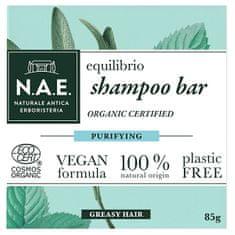 N.A.E. Čisticí tuhý šampon Equilibrio (Shampoo Bar) 85 g