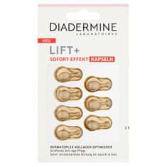 Diadermine Zpevňující kapsułki z natychmiastowym efektem Lift+ 7 szt