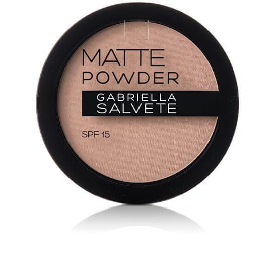 Gabriella Salvete SPF 15 mat prašek 8 g