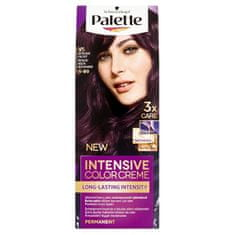 Schwarzkopf Permanentní barva na vlasy Palette Intensive Color Creme (Odstín 3-0 (N2) Tmavě hnědý)