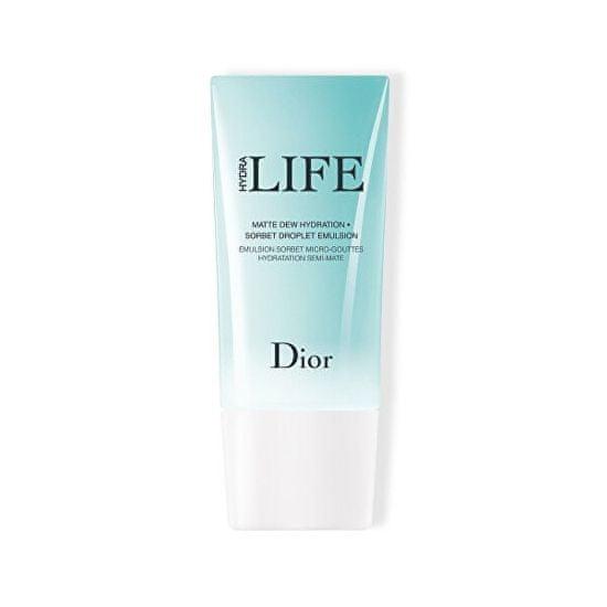 Dior Matt hidratáló emulzióHydra Life(Sorbet Droplet Emulsion) 50 ml