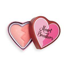 I Heart Revolution Tvářenka Heartbreakers (Matte Blush) 10 g (Odstín Brave)