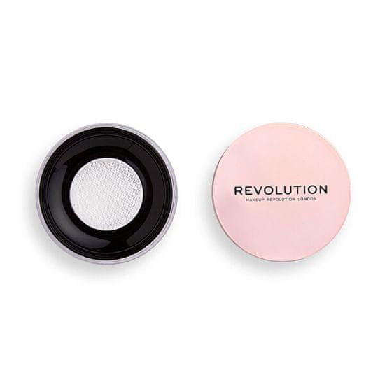 Makeup Revolution Prozoren prah Infinite univerzalni odtenek (Translucent Loose Powder) 5 g