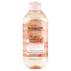 Garnier Micelární voda s růžovou vodou Skin Naturals (Micellar Cleansing Rose Water) (Objem 400 ml)