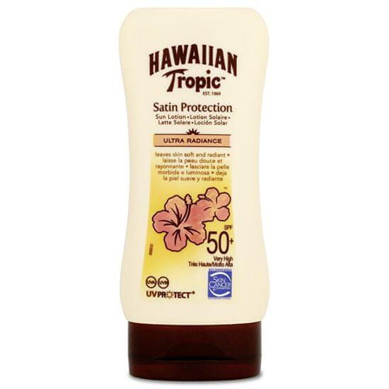 Hawaiian Tropic Naptej SPF 50+ Satin Protection (Sun Lotion) 180 ml