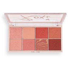 Makeup Revolution Paletka tváreniek Revolution (X Roxxsaurus Blush Burst Palette) 16 g