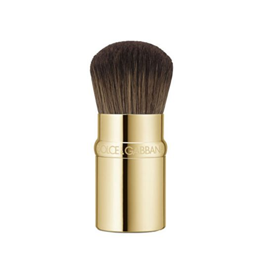 Pędzel do pudru kosmetycznego Retractable Kabuki Foundation Brush