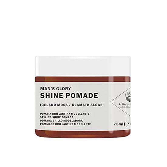 Dear Beard Modelačné pomáda Man`s Glory ( Shine Pomade) 75 ml