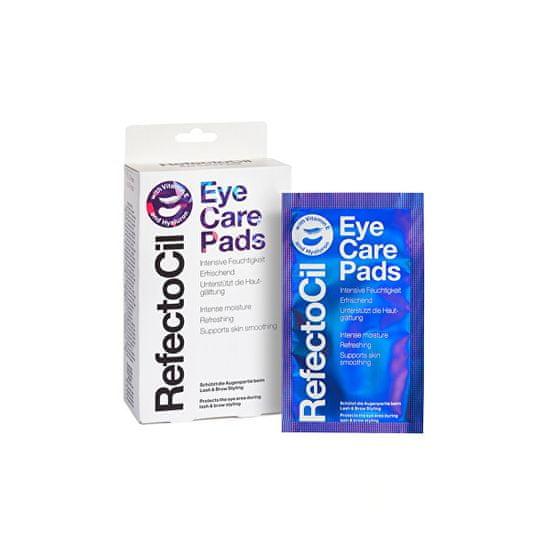 Refectocil Hranljive blazinice z blazinicami za Care oči 10 x 2 kos