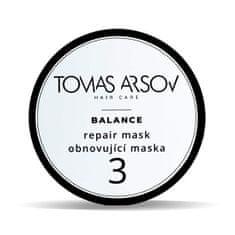 Tomas Arsov Obnovujúci maska na vlasy Balance ( Repair Mask) 100 ml