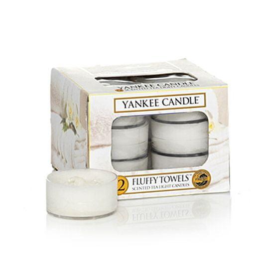 Yankee Candle Illatgyertya Fluffy Towels 12 x 9,8 g