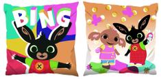 """SETINO Poduszka dla dzieci """"Bing"""" - 40x40cm"""