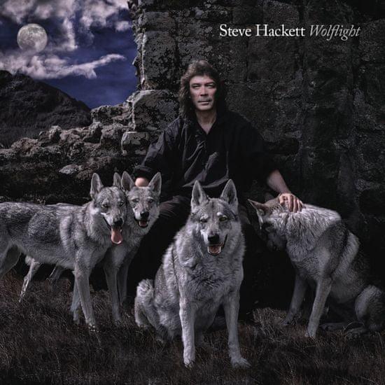 Hackett Steve: Wolflight - CD