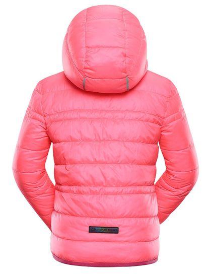 ALPINE PRO Idiko dekliška obojestranjska bunda