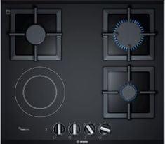 Bosch PSY6A6B20 kombinirana kuhalna plošča, 60 cm, črna
