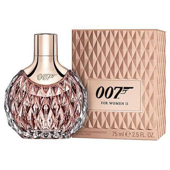 James Bond 007 For Women II- EDP
