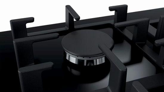 Bosch PPP6A6B90 plinska kuhalna plošča, 60 cm, črna