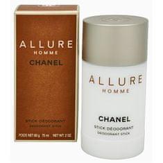 Chanel Allure Homme - dezodorant w sztyfcie 75 ml