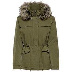 ONLY Női kabát ONLSTARLINE 15207701 Beech (Méret XS)