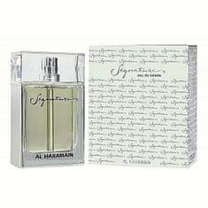 Al Haramain Signature Silver - EDP 100 ml