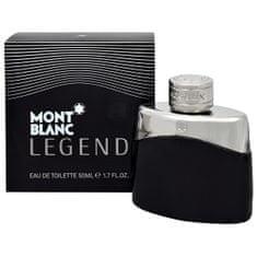 Mont Blanc Legend - EDT 1 ml - vzorec