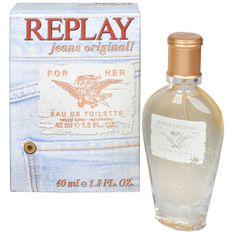 Replay Replay Jeans Original For Her - woda toaletowa 20 ml