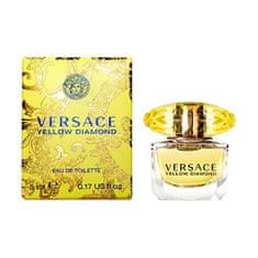 Versace Yellow Diamond - miniatura EDT 5 ml