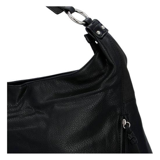 David Jones Dámska trendová kabelka Joalin, čierna
