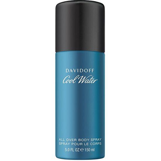 Davidoff Cool Water Man - deodorant ve spreji