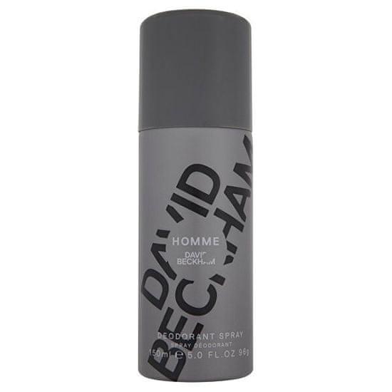 David Beckham Homme - dezodorant w sprayu
