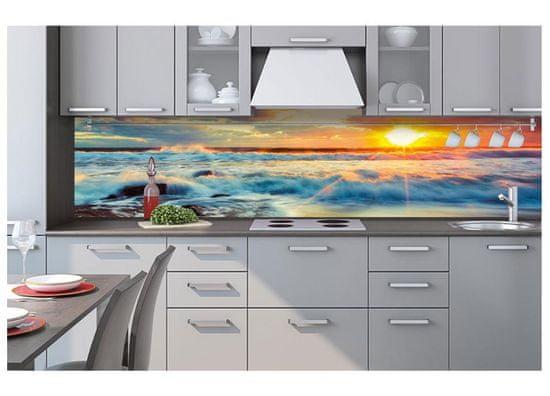 Dimex Fototapeta do kuchyne KI-260-109 Západ slnka 60 x 260 cm