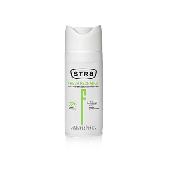 STR8 Fresh Recharge - dezodorant v spreju