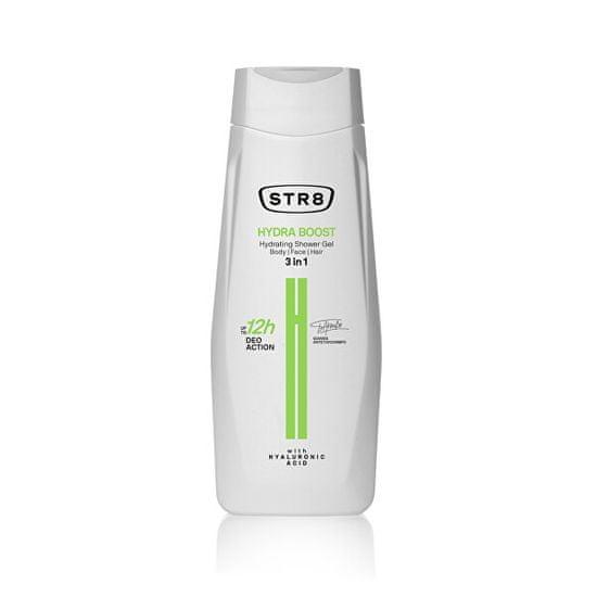 STR8 Hydra Boost - gel za tuširanje