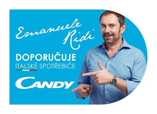 Candy CS34 1252DE/2-S
