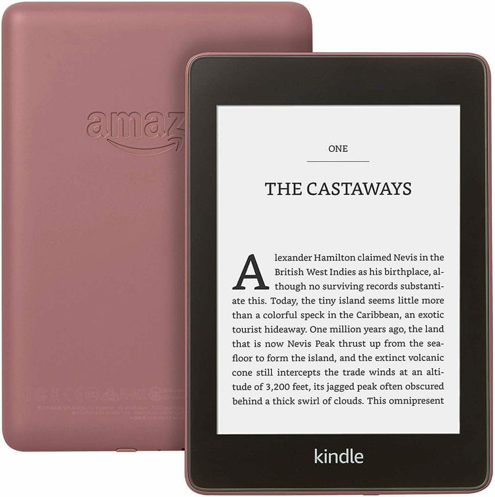 Amazon Kindle Paperwhite 4, 8GB, Plum - S REKLAMOU