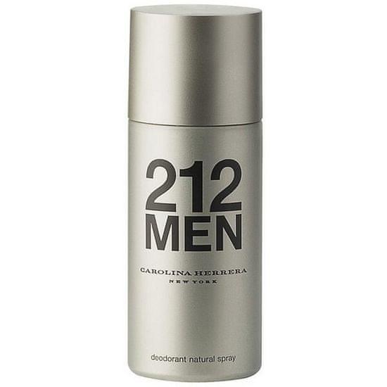 Carolina Herrera 212 Men - deodorant v spreju