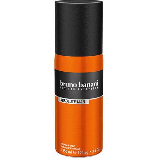 Bruno Banani Absolute Man - deodorant ve spreji