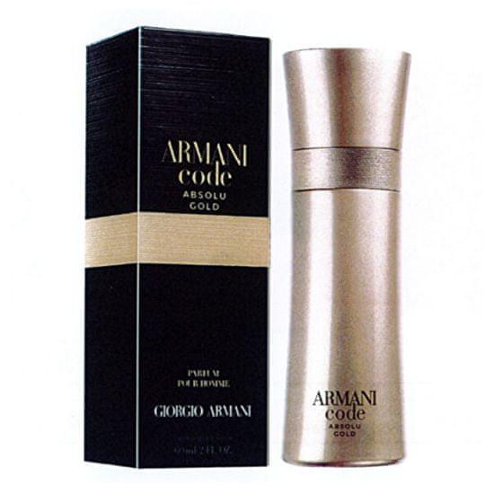 Giorgio Armani Code Absolu Gold - EDP