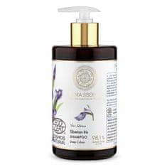 Flora Siberica Šampon pro sytou barvu barvených vlasů Siberian Iris (Deep Colour Shampoo) 480 ml