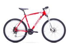 Romet Rambler 26 4 gorsko kolo, rdeče-belo, M-18