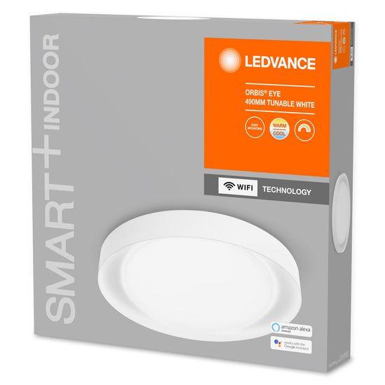LEDVANCE Smart+ Orbis Ceiling Eye WIFI TW 490 mm WT