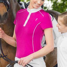 ELT Dámské závodní tričko Cindy ELT malinová, Velikost L